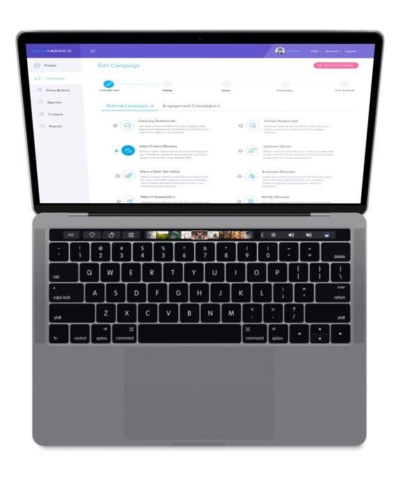 Sviluppo desktop & web app