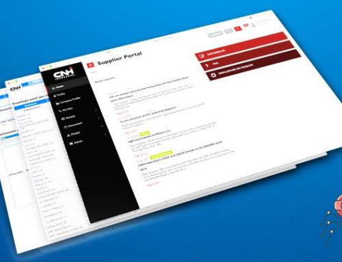 Integrazione con portale CNH Industrial