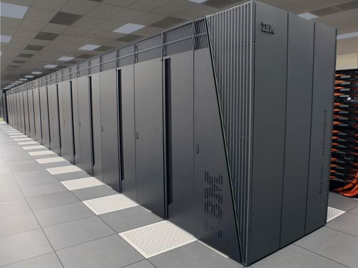 esempio di server farm