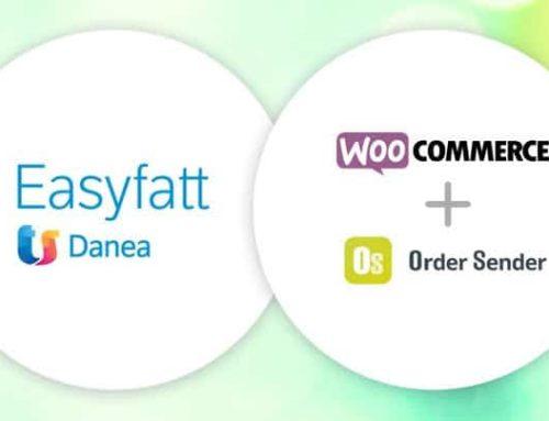 Integrazione Danea EasyFatt con WooCommerce e App OrderSender