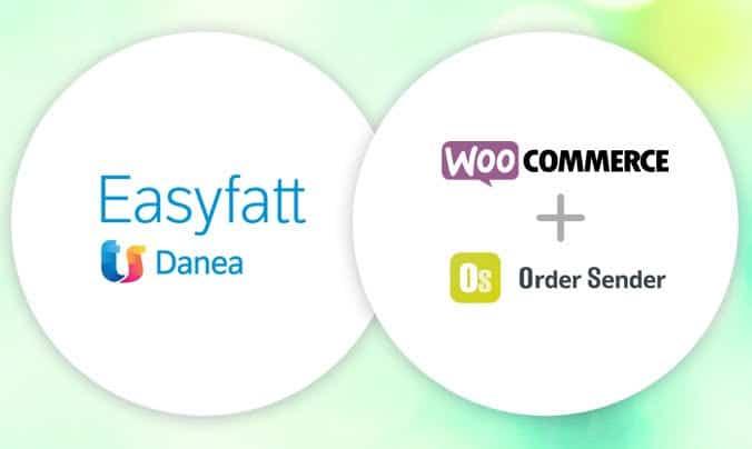 Immagine integrazione Danea Easyfatt con WooCommerce e App OrderSender