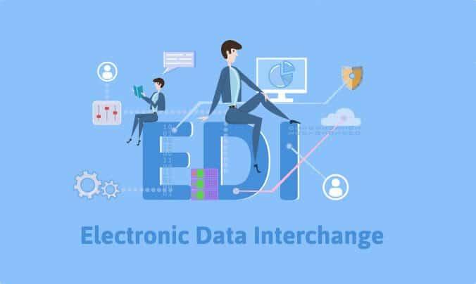 Immagine esemplificativa EDI - Electronic Data Interchange