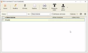 integrazione shopify - mon ami 3000