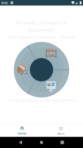StartupWMS app mobile gestione automatizzata magazzino