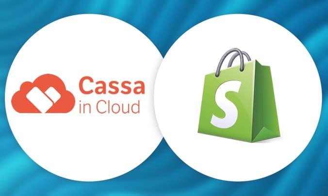 Connettore Shopify - Cassa in Cloud